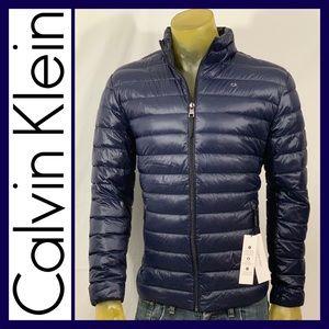 Calvin Klein Duck Down Puffer Jacket